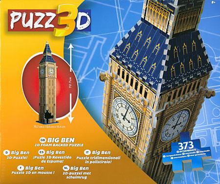 3D-Puzzle - Big Ben