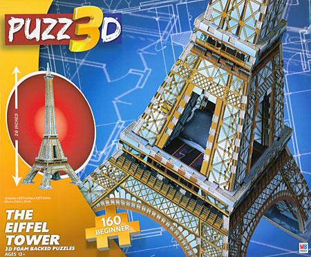 3D-Puzzle - Eiffelturm