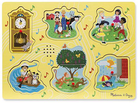 Sound Puzzle - Kindergartenlieder 1