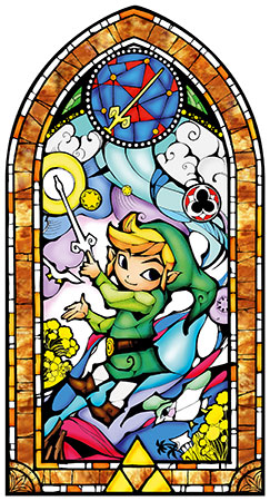 The Legend of Zelda - Link-Wind Waker
