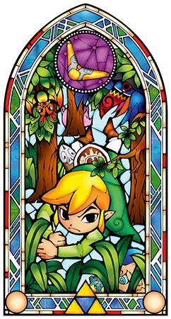 The Legend of Zelda - Link-Boomerang