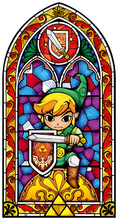 The Legend of Zelda - Link-The Hero of Hyrule