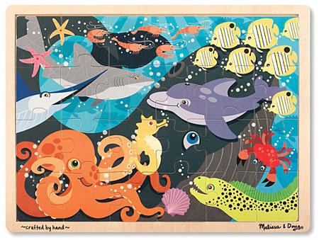 Unterwassertiere