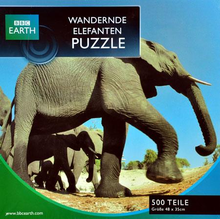 BBC Earth - Wanderne Elefanten