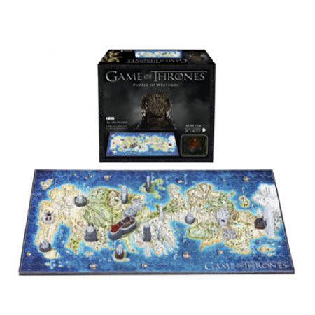 4D Cityscape - Game of Thrones - Westeros HBO (350)