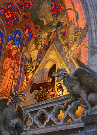 The Gargoyle Keeper