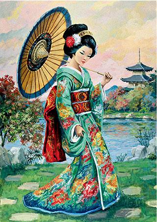 geisha-mit-sonnenschirm