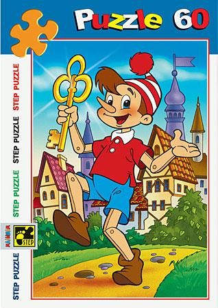 Pinocchio - Stolzer Schlüssel