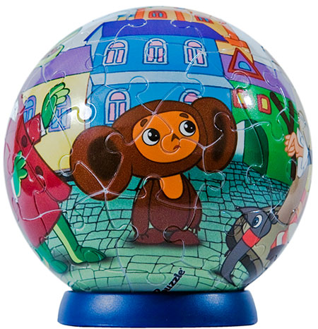 Puzzle Puzzle Ball - Beliebte Cartoons