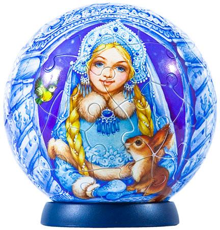 Puzzle Ball - Weihnachten