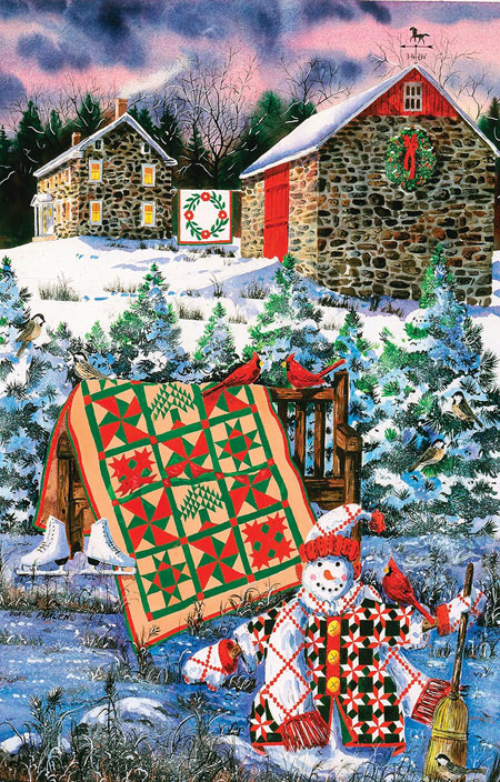christmas-quilt