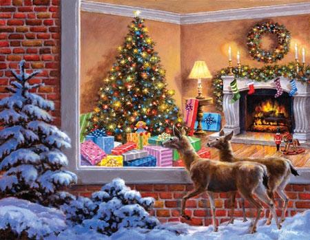 Sei besser brav vor Weihnachten!