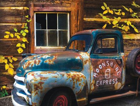 Moonshine Express