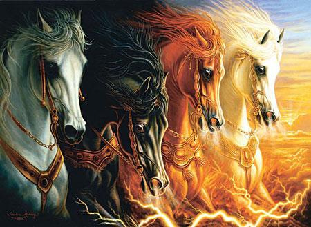 Pferde der Apokalypse