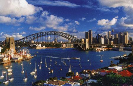 Port Jackson, Sydney