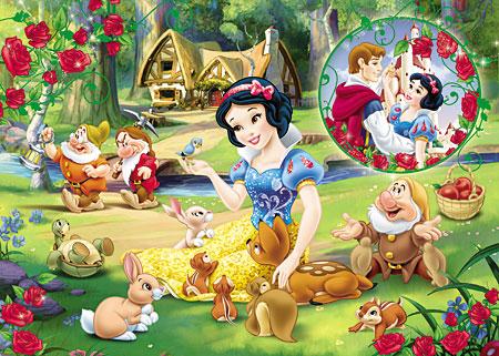 Disney Prinzessinen - Abenteuer im Märchenwald