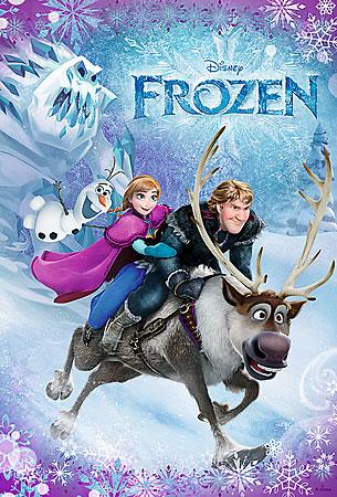 Die Eiskönigin - Auf um Anna zu retten!