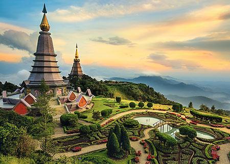 Das märchenhafte Chiang Mai