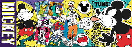Die legendäre Micky Maus