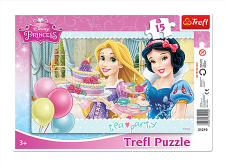Disney Prinzessinen - Die Teeparty