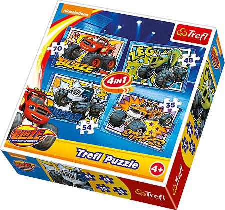 Blaze und die Monstermaschinen - Blaze und seine Freunde