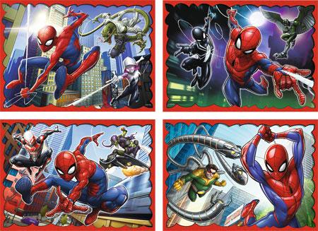 marvel-in-spider-mans-netz-4-in-1-puzzle-