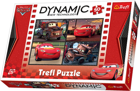 Dynamic Puzzle - Cars