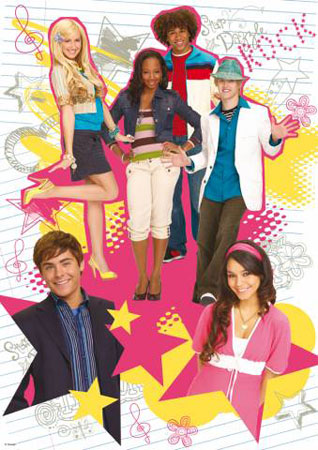 High School Musical Stars