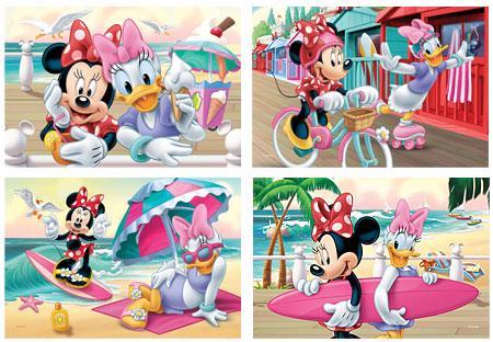 Minnie Maus und Daisy Duck