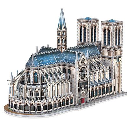 3D Puzzle - Notre-Dame de Paris