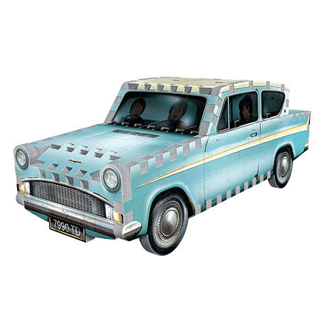 3D Puzzle - Harry Potter - Ford Anglia