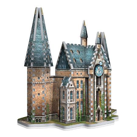 3D Puzzle - Harry Potter - Hogwarts Uhrenturm